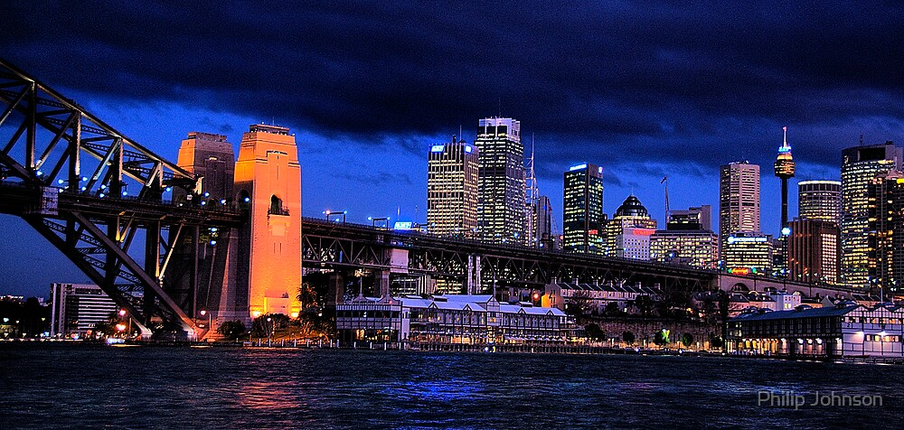 Pastel -Moods of A City - The HDR Series by Philip Johnson