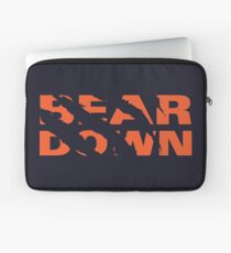 Chicago Bears - Bear Down - Claw Tear Laptop Sleeve
