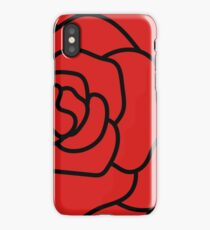 Illustration in 80s-90s style iPhone Case/Skin