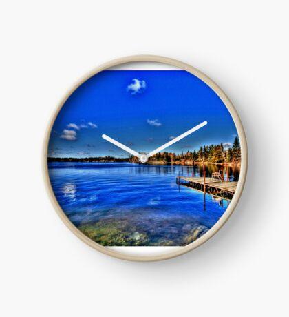 BRERETON LAKE  Clock