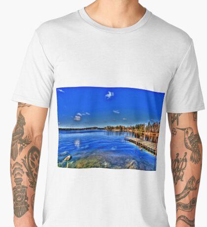BRERETON LAKE  Men's Premium T-Shirt