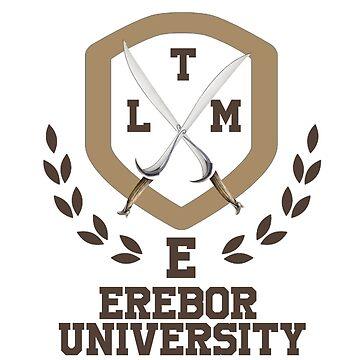 Erebor Uni by TheQueenofOz