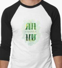 Alt er mulig for den som tror Baseball ¾ T-Shirt