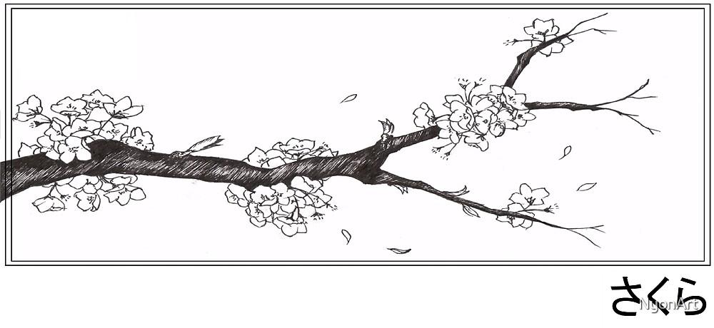 Sakura by NyonArt
