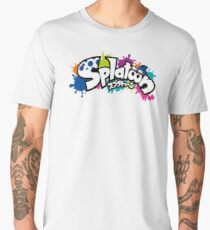 Splatoon Logo Men's Premium T-Shirt