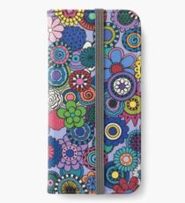 Time to Bloom iPhone Wallet/Case/Skin