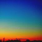 Spectrum Sunset in Norfolk, UK. by Billlee