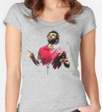 Classic Salah Women's Fitted Scoop T-Shirt