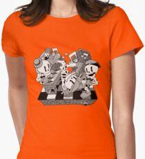 Bone Breakin Womens Fitted T-Shirt