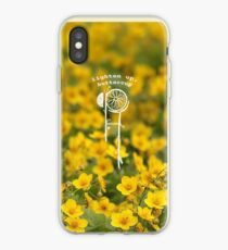 Butterblume Lyric Hippo Campus iPhone-Hülle & Cover