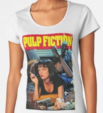 pulp fiction Women's Premium T-Shirt