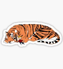 Hobbes Sticker