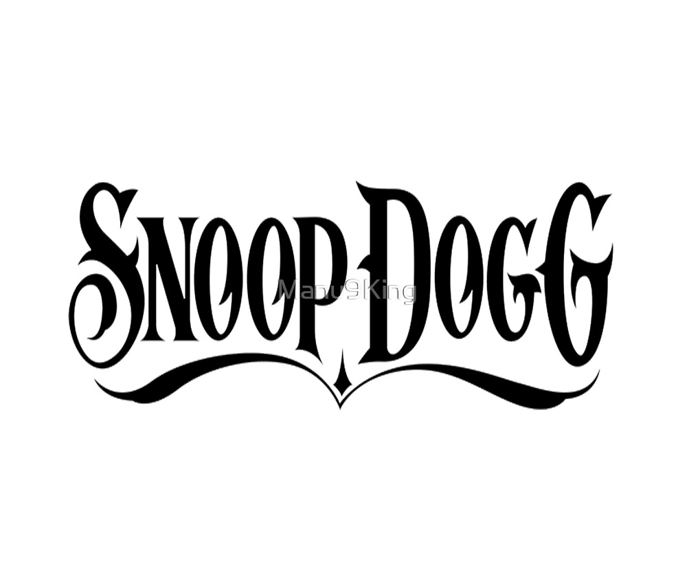 Snoop Dogg logo by Manu9King