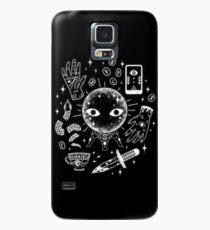 Funda/vinilo para Samsung Galaxy Veo tu futuro: resplandor