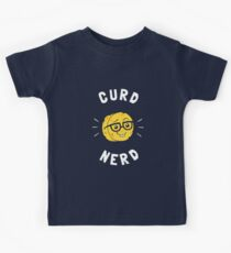 Curd Nerd Kids Clothes