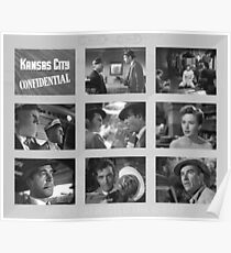 Kansas City Confidential poster 1 Poster