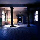 The Ballroom........The Cemetery of Memories......... by Imi Koetz