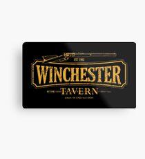 Shaun Of The Dead - Winchester Tavern HD Metal Print