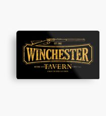 Shaun Of The Dead - Winchester Tavern HD Metal Print