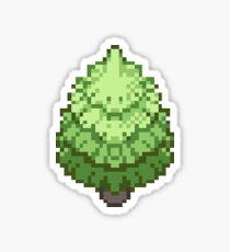 Pokemon Tree Sprite Sticker FireRed LeafGreen Sticker