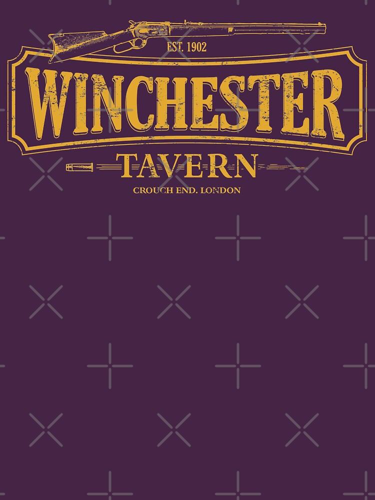 Shaun Of The Dead - Winchester Tavern HD by Purakushi