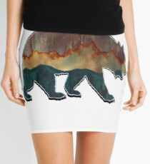 Mountain Scapes Mini Skirt