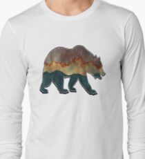 Mountain Scapes Long Sleeve T-Shirt