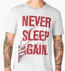 Freddy Krueger - Never Sleep Again Men's Premium T-Shirt
