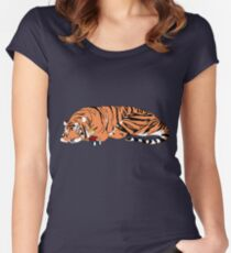 Hobbes Women's Fitted Scoop T-Shirt