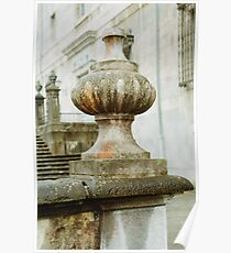 Stone Urn Poster