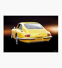 1965 Apollo 3500 GT I 'Rear' Photographic Print