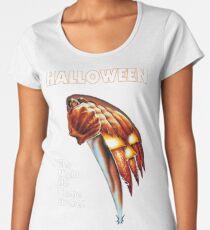 Halloween movie poster Women's Premium T-Shirt