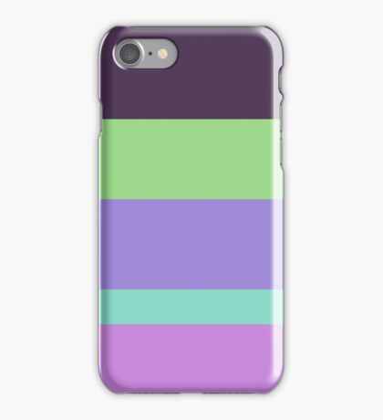 Decor V (Invert) [iPhone / iPod Case and Print] iPhone Case/Skin