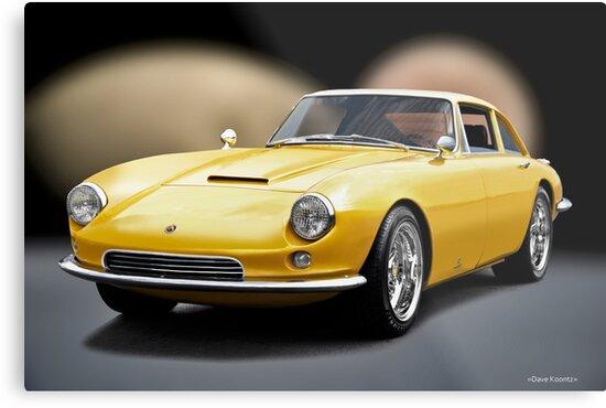1965 Apollo 3500 GT II by DaveKoontz