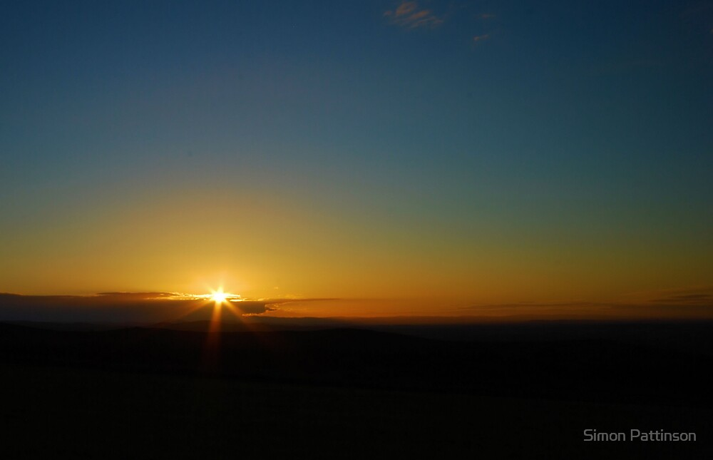 Sunset by Simon Pattinson