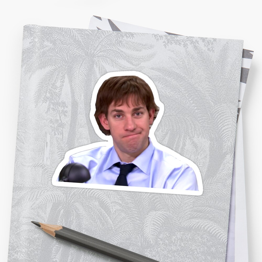 Jim Halpert The Office by knowyourrights