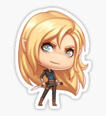 Aelin Sticker
