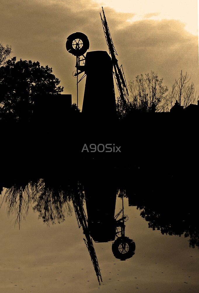 Turning Windmill by A90Six