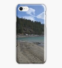a desolate beauty iPhone Case/Skin
