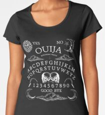 Demon Ouija Women's Premium T-Shirt
