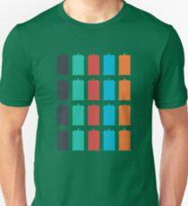 Tardis Pattern A T-Shirt
