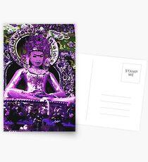 guru rinpoche Postcards