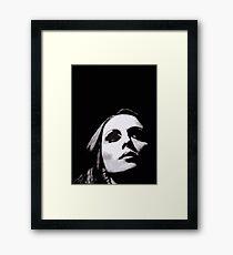 Fairouz فيروز Framed Print