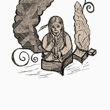 shaman by gerabop