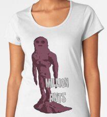 Million Ants - Rick & Morty Women's Premium T-Shirt