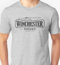 Shaun Of The Dead - Winchester Tavern HD White T-Shirt