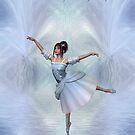 Dancing Fairy On Ice (Birthday Wishes) by EnchantedDreams
