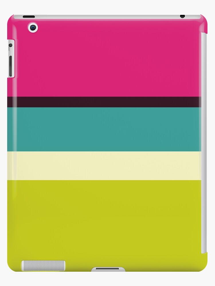 Decor VII (Invert) [iPhone / iPad / iPod Case] by Didi Bingham