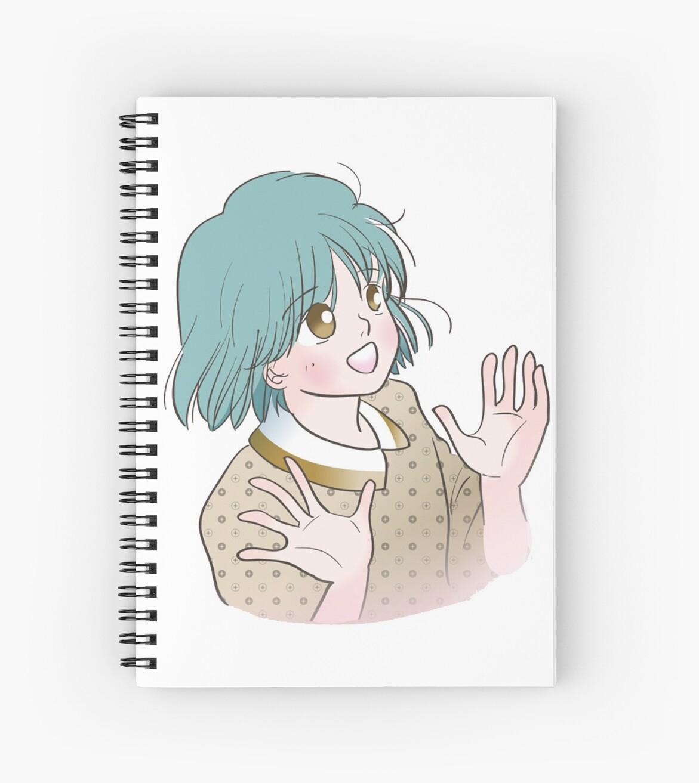 Anime girl by RaionKeiji