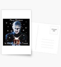 Hellraiser Christmas Postcards